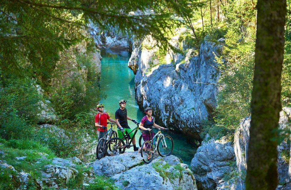 Cycle Around Julian Alps