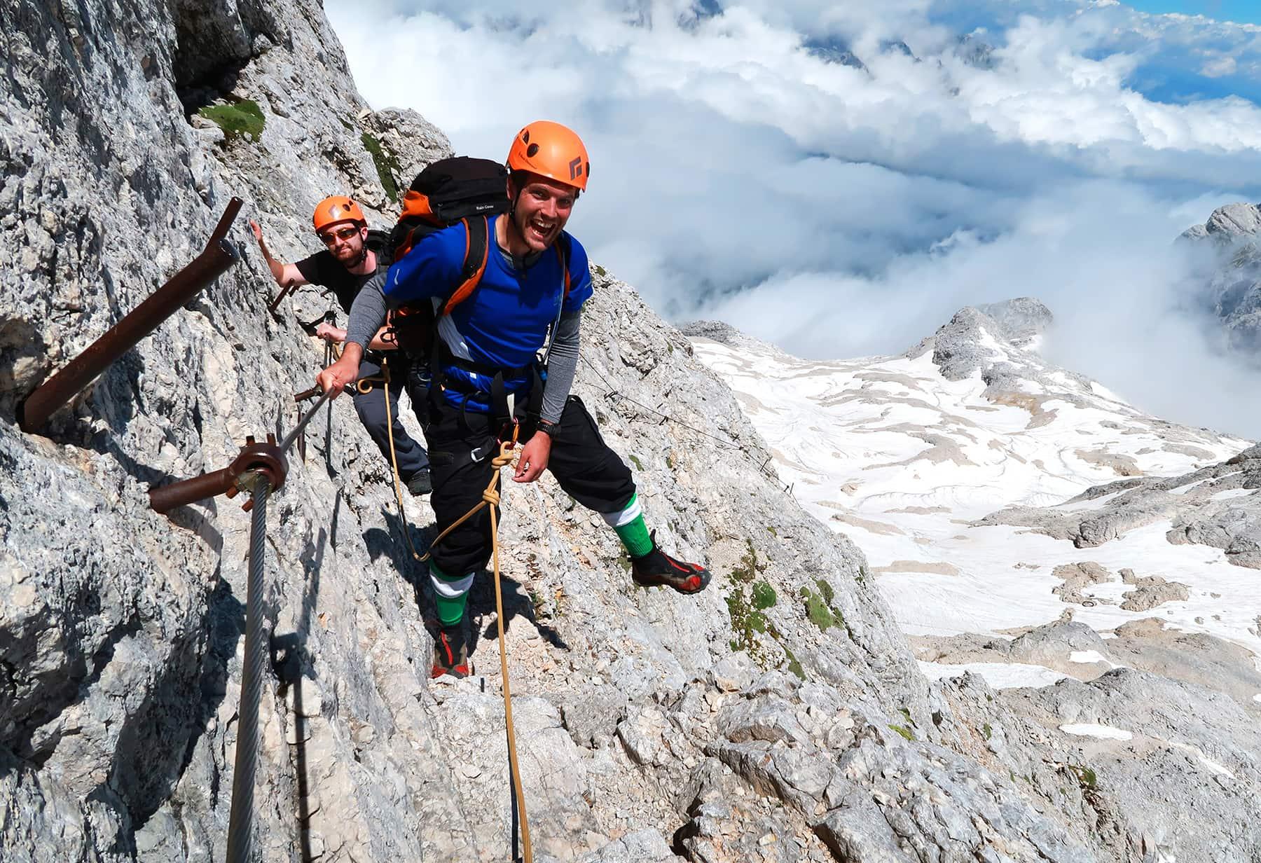 Mount Triglav Climb Self Guided Walking Slovenia Life Adventures