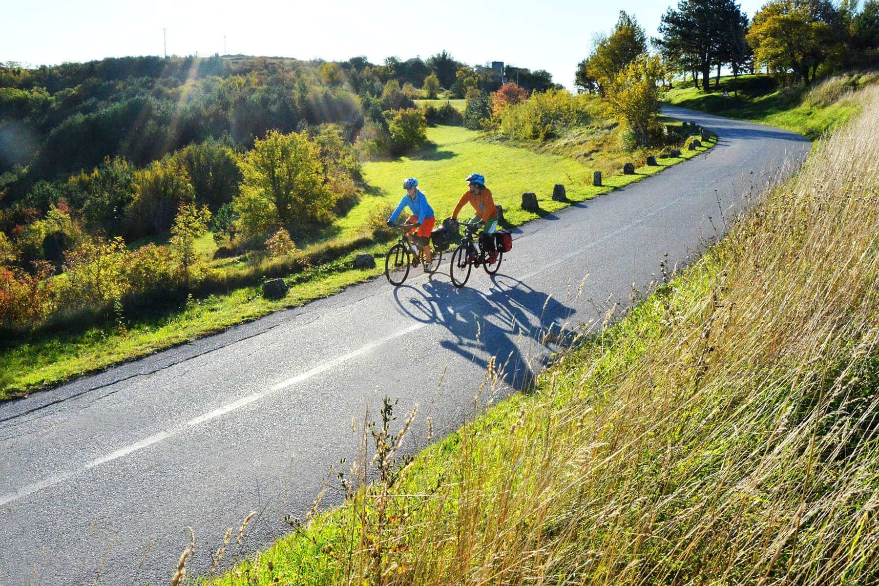 slovenia and Parenzana cycling self guided tour