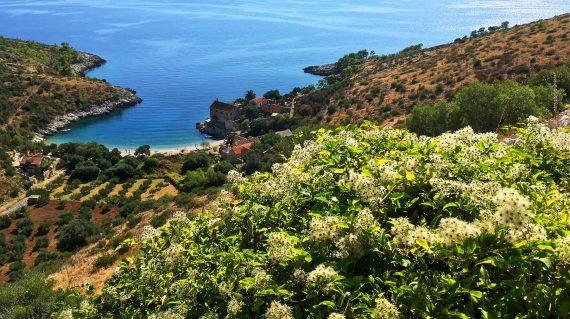 croatia hvar island walking holiday