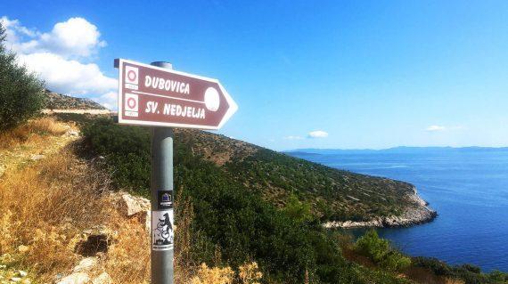 Hvar Island Walking