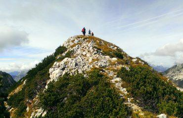 julian alps walking tour - Juliana Trail