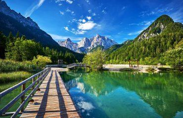 amazing juliana walking trail - Kranjska Gora
