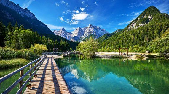 amazing juliana walking trail - Kranjska Gora