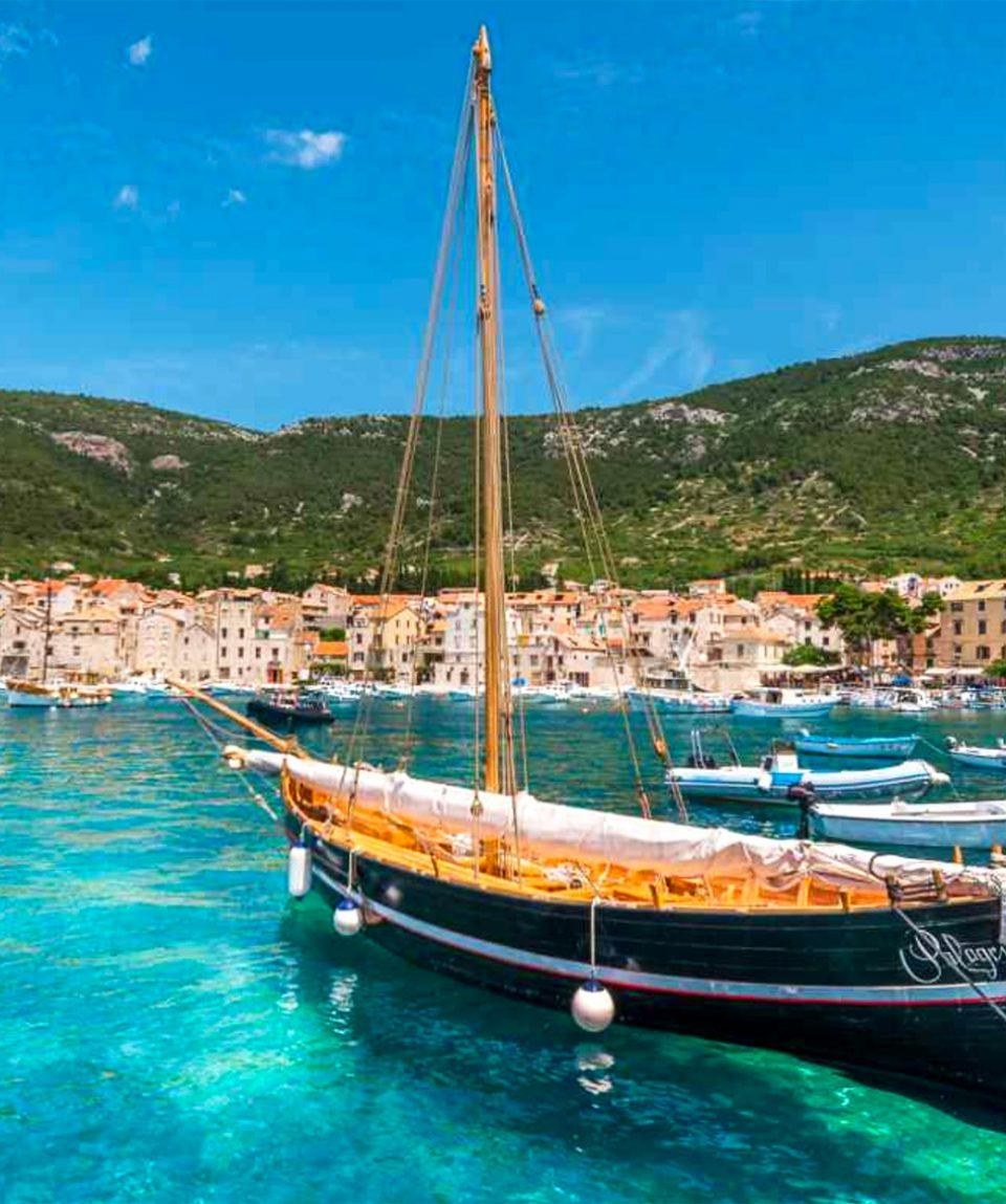 croatia island vis walking holiday