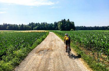 gravel biking slovenia epic tour