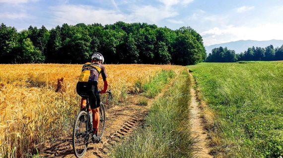 gravel riding slovenia epic tour