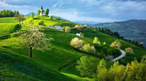 slovenia gravel cycling tour